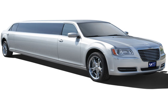Chrysler 300 Super Stretch Limousine in Denver at Avi Limo