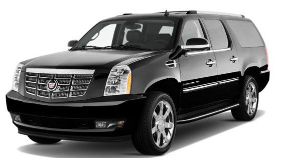 Cadillac Escalade ESV Limousine - Pink Escalade Limo | Avi Limo