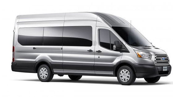 Transit Executive Van - Sprinter Executive Shuttle Transportation | Avi Limo