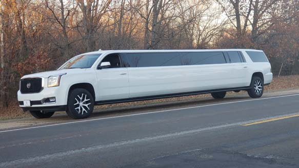 Yukon Stretch limousine, denver Limo - gullwing door, Denver, Colorado | Avi Limo